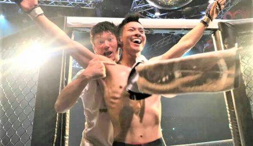 八戸唯一のプロ総合格闘家・上野惇平さん「八戸からの声が最後に背中を押してくれる」